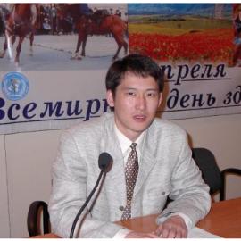 Элден Калчекеев